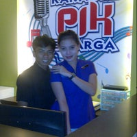 Photo taken at Karaoke PIK Keluarga by Ainsley L. on 9/21/2012