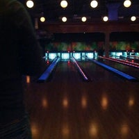 Photo taken at North Bowl by Allison H. on 11/11/2012