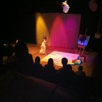Photo taken at Teatro Funarte Plínio Marcos by Daniela M. on 5/5/2013