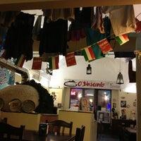 2/12/2013 tarihinde Dilara Ç.ziyaretçi tarafından Pizzeria O' Vesuvio Napoletana Forno Legna'de çekilen fotoğraf