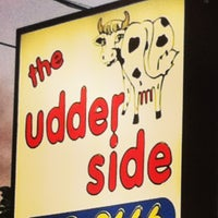 Photo taken at The Udder Side by Paige on 5/23/2013