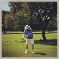 Photo taken at Greynolds Golf Course by Jordan M. on 6/16/2013