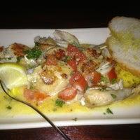 Photo taken at Pappadeaux Seafood Kitchen by Jim on 2/6/2013
