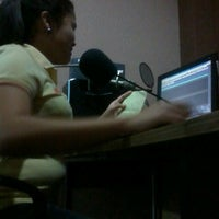 Photo taken at DXMS Radyo Bida by Chris Dave T. on 3/5/2013