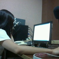 Photo taken at DXMS Radyo Bida by Chris Dave T. on 1/17/2013