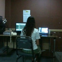 Photo taken at DXMS Radyo Bida by Chris Dave T. on 1/15/2013