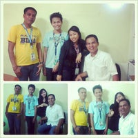 Photo taken at DXMS Radyo Bida by Chris Dave T. on 1/25/2013