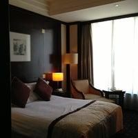 Photo taken at The Bund Hotel by Hidekazu S. on 10/4/2013