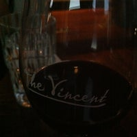Photo taken at The Vincent by Eva L. on 3/12/2013