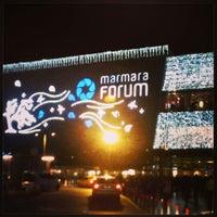Photo taken at Marmara Forum by Mehmet Selim A. on 11/23/2013