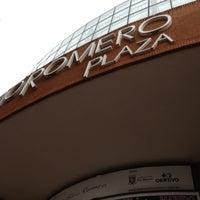 Photo taken at Teatro Silvio Romero by Carol R. on 10/13/2012