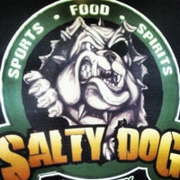 Photo taken at Salty Dog Sports Bar and Grill by Larry B. on 5/19/2013