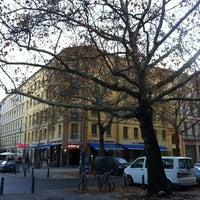 Photo prise au Kollwitzplatz par Konstantin le11/30/2012