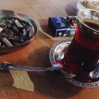 Photo taken at Çınar Cafe Bistro Kazan by Mstafa İ. on 8/16/2018