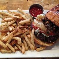 Photo taken at Eureka!Burger by Courtney B. on 6/13/2013
