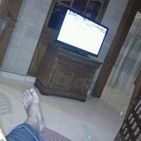 Photo taken at Hotel Grand Setiakawan by Dony V. on 11/25/2012