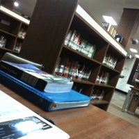 Photo taken at Perpustakaan Nasional RI by Farida A. on 1/11/2014