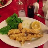 Photo taken at Pelin Balik Restorant by Türker K. on 5/5/2013