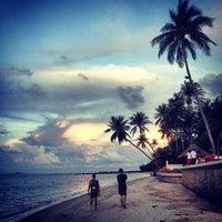Photo taken at Baan Tai Beach by Cheremnykh E. on 11/18/2012
