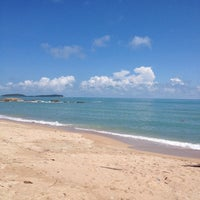 Photo taken at Chaweng Noi Beach by Kate S. on 11/27/2013