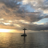 Photo taken at Sunken Cemetery Cross by Andie S. on 2/6/2017