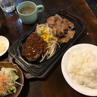 Photo taken at 町のステーキ屋さん 加真呂 錦糸町店 by むく on 1/27/2017