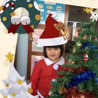 Photo taken at ห้องอนุบาลครูจิ๋ม by Korntong K. on 12/25/2012