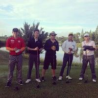 Photo taken at Dancoon Golf Club by Bonanza I. on 8/31/2014