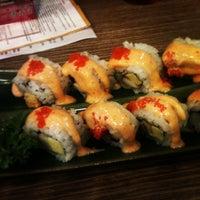 Photo taken at Ichiban Sushi by Silvania on 9/1/2013