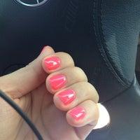 Photo taken at Century Nails by Таня on 5/29/2014