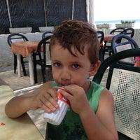 Photo taken at Bagno Delfino by Antonio P. on 6/23/2013