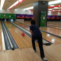 Photo taken at SM Bowling Center by Lorenz C. on 3/8/2013