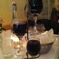 Photo taken at Andies Restaurant by Emily B. on 3/12/2013