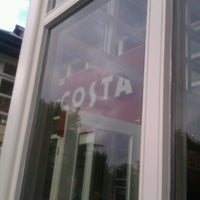 Photo taken at Costa Coffee by Deborah c. on 10/4/2012