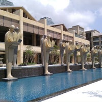 Photo taken at (Official) Mulia Resort - Nusa Dua, Bali by Rusdy M. on 12/20/2012