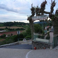 Photo taken at Office de Tourisme de Cambo-les-Bains by Алексей Л. on 5/7/2013