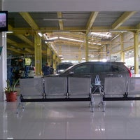 Photo taken at Honda Soekarno Hatta by Emmylya E. on 2/22/2013