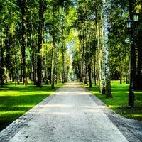 8/10/2013 tarihinde Vlad P.ziyaretçi tarafından Парк «Останкино»'de çekilen fotoğraf