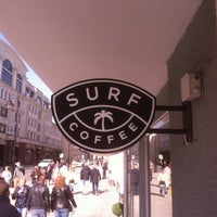 Photo taken at Surf Coffee by Vlad P. on 4/17/2016