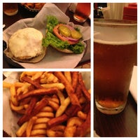 Photo taken at Corner Burger by Kisha on 8/29/2013