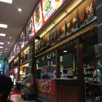 Photo taken at 来来海鮮餐店 by Takeshi K. on 8/4/2013