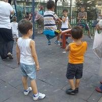 Photo taken at yenigun cocuk parki by Filiz K. on 8/27/2014