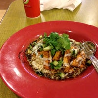 Photo taken at UFood Grill by John J. on 11/14/2012