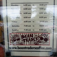 Photo taken at Bean Traders by Andrew A. on 10/8/2012