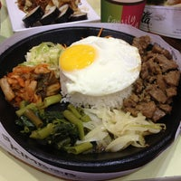 Photo taken at Mr. Kimbob by Deo C. on 1/1/2013