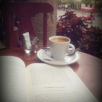 Photo taken at Cafe Zapopan by Iván I. on 7/2/2014