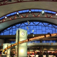 Photo taken at Pittsburgh International Airport (PIT) by Teddy W. on 12/25/2012