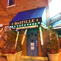 Photo taken at Soulard Bastille Bar and Cobalt Grill by Riverfront Times on 8/4/2014