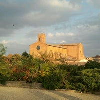 Photo taken at Basilica di San Domenico by valentina p. on 9/23/2012