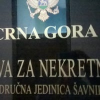 Photo taken at Opština Šavnik by Kirsi on 12/14/2015